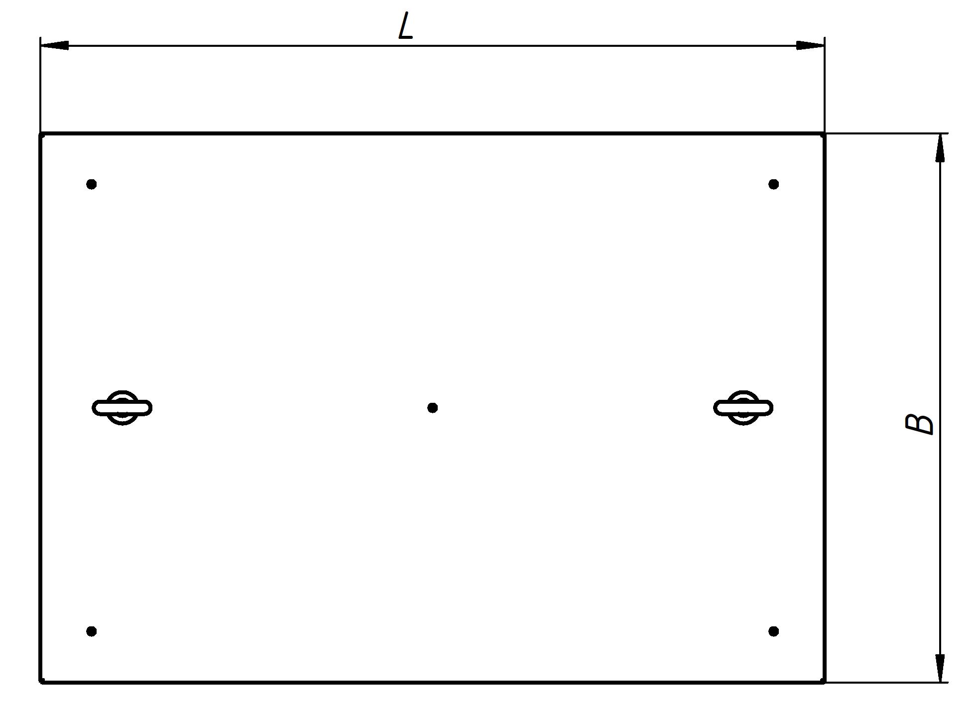 корпус трансформатора